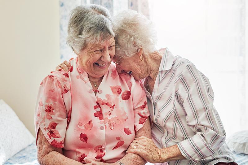 elder care gross pointe